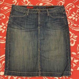Adriano Goldschmied Denim Skirt - Jean size 30